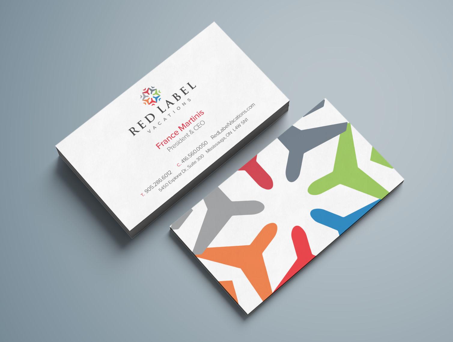 Branding – Stationery